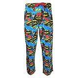 Logo Officiel Batman dans Pantalons Lounge Vol - Pyjama Pantalons