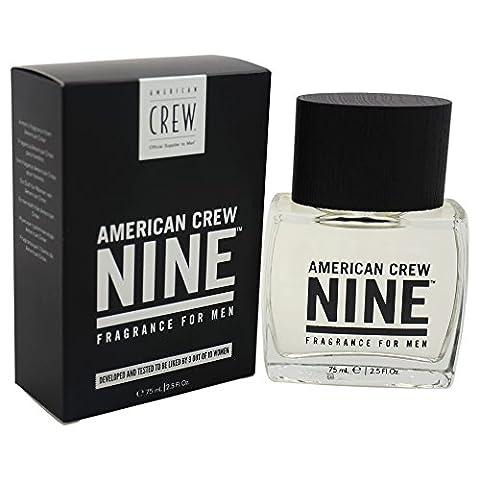 American Crew Classic Nine Fragrance, 1er Pack (1 x 75 (Profumo Trattamento)
