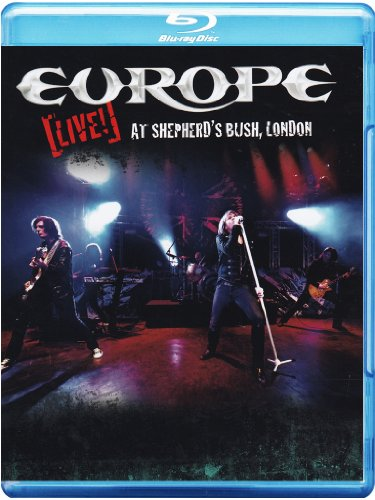 Europe - Live! at Shepherd's Bush, London
