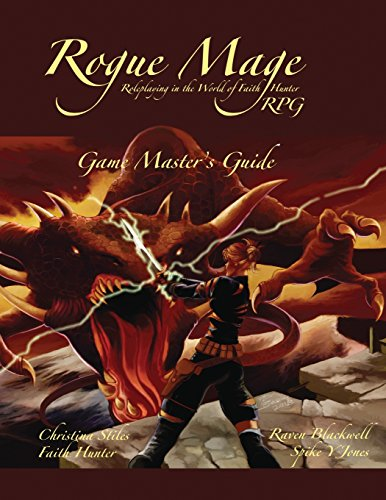 The Rogue Mage RPG Game Master's Guide (Rpg Game Master)