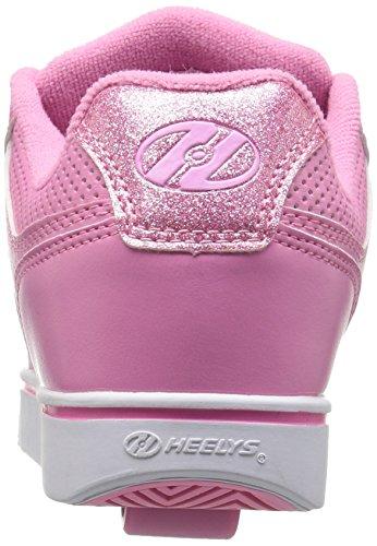 Heelys Motion, Sneaker a Collo Basso Bambina Rosa (Light Pink)
