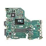 Tosuny Placa Base para computadora portátil, Placa Base para computadora con CPU I5-6200 Placa Base para Acer F5-572/E5-574/V3-575G/N15Q1/K50-10