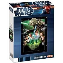 Lupu - Puzzle 3D Star Wars de 500 piezas (2.75x0.58 cm)