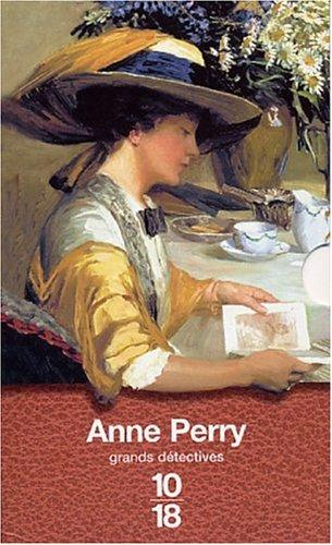 Anne Perry Coffret 3 volumes : L'étrangleur de Cater Street. Le mystère de Callander Square. Le crime de Paragon Walk - Paragon Anne Perry Walk