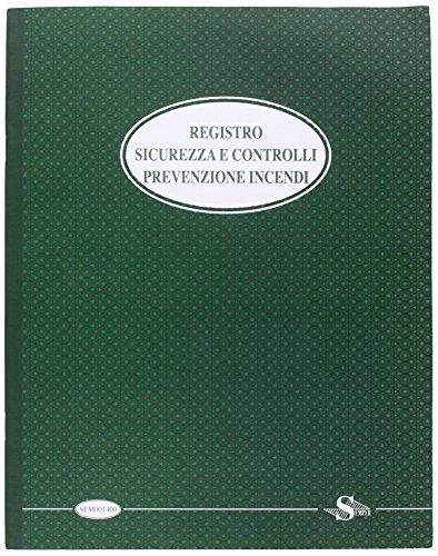 Semper Multiservice SEM001400 Registro Sicurezza Incendi