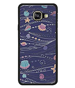 Fuson Designer Back Case Cover for Samsung Galaxy A5 (6) 2016 :: Samsung Galaxy A5 2016 Duos :: Samsung Galaxy A5 2016 A510F A510M A510Fd A5100 A510Y :: Samsung Galaxy A5 A510 2016 Edition (Kids Kiddy Child Boy Child Girl Son daughter Friend India Religious )
