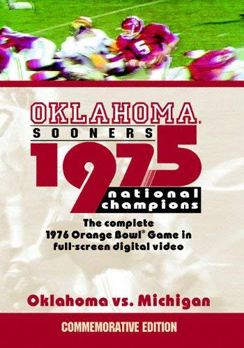 Oklahoma Sooners 1976 National Champions [DVD] [Import] -