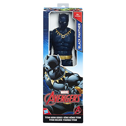 Black Panther - C0759 -  Figurine Titan 30cm