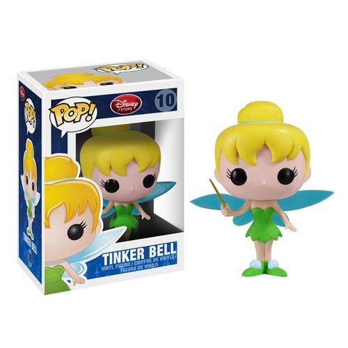POP! Disney TinkerBell Hoehe von ca. 90mm Kunststoff bemalten Figuren