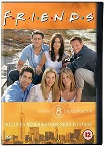 Friends: Series 8 - Episodes 5-8 [DVD]