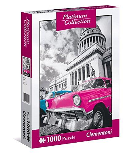Preisvergleich Produktbild Clementoni 39400 – Kuba Puzzle 1000 Teile Platinum Collection