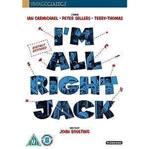 I'm Alright Jack *Digitally Restored [DVD]
