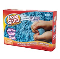 Waba Fun Moon Sand Space Blue 5 Lb Box