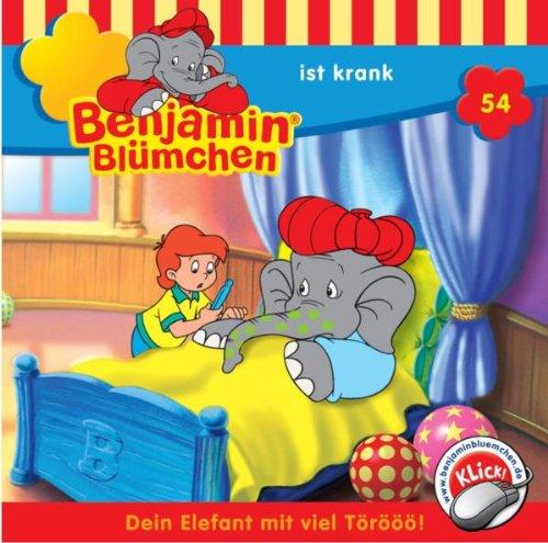 Folge 54: Benjamin ist Krank