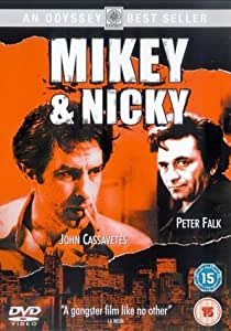 Mikey And Nicky [DVD] [1976]