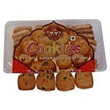 #1: T T Traditionally Handmade Healthy Fruit Cookies- T T FR, 350 Gram Fruit biscuit-fruit birthday-fruit bites-fruit biscuit pantry-fruit biskit-fruit cookies