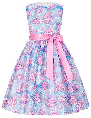Suess A-Linie Cocktailkleid festliches Kleid 8-9 Jahre CL8997-2 -