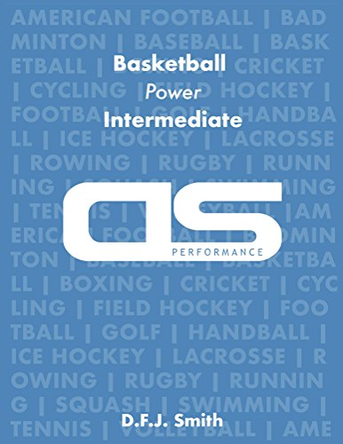 DS Performance - Strength & Conditioning Training Program for Basketball, Power, Intermediate (English Edition)