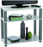 13 Casa Mesa Para Televisor Tivi 5 Blanco 40,5 x 120,3 x 64,3 cm