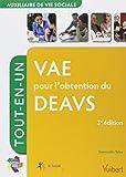 VAE pour l'obtention du DEAVS - Diplôme Auxiliaire de vie sociale