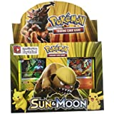 Emob Sun And Moon Trading Card Game Set For Kids