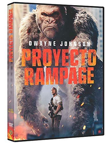 Proyecto Rampage [DVD]