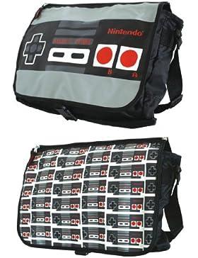 Nintendo Umhängetasche MB126894NTN Schwarz