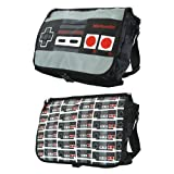 NINTENDO - Reversible Flap Messenger Bag
