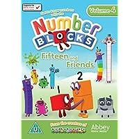 Numberblocks - Fifteen & Friends - Vol 4