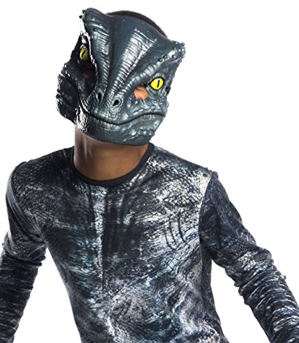 Jurassic Park Maske - Rubie's Kids/Adult Jurassic World: Fallen Kingdom-