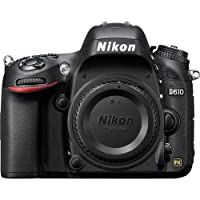 Nikon D610 24.3MP Full Frame Gövde