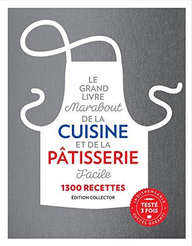 Download Le Grand Livre Marabout De La Cuisine Et De La Patisserie
