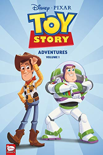 Disney-Pixar Toy Story Adventures (Graphic Novel)