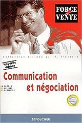 Communication et négociation : BTS Force de vente