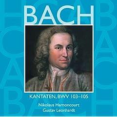 """Cantata No.105 Herr, gehe nicht ins Gericht BWV105 : V Aria - """"Kann ich nur Jesum mir zum Freunde machen"""" [Tenor]"""