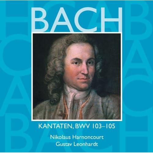 """Cantata No.103 Ihr werdet weinen und heulen BWV103 : IV Recitative - """"Du wirst mich nach der Angst wiederum erquicken"""" [Counter-Tenor]"""
