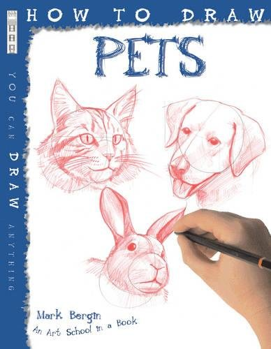 How to Draw Pets por Mark Bergin