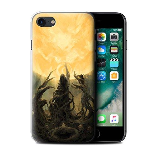 Offiziell Chris Cold Hülle / Case für Apple iPhone 7 / Banshee/Hexe-Königin Muster / Unterwelt Kollektion Sonnengott/Reben