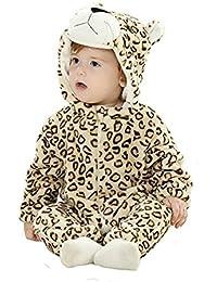 Ducomi - Chaqueta deportiva - para bebé niña