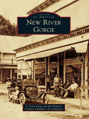 New River Gorge (Images of America) (English Edition) -