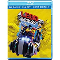 The Lego Movie - 3D (Blu-ray + Blu-ray 3D);The Lego Movie