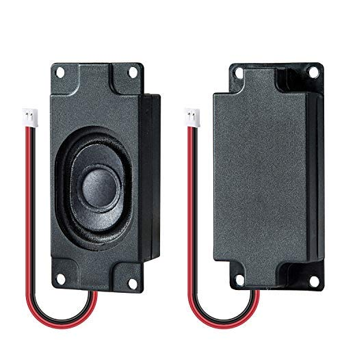 CQRobot 3 Watt 8 Ohm Speaker for Arduino, JST-PH2.0 Interface. It is Ideal for a Variety of Small Electronic Projects.