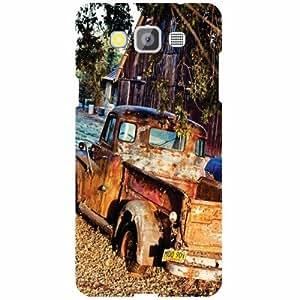 Samsung Galaxy Grand Max Back Cover - Matte Finish Phone Cover