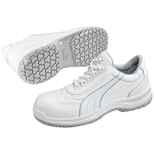 Puma Clarity Low Blk S3 Src, Chaussures Espadrilles Mixte Adulte