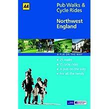AA Pub Walks & Cycle Rides: Northwest England