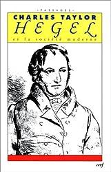 Hegel et la société moderne (Passages)