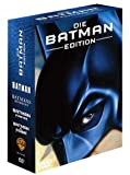 Die Batman Edition [4 DVDs]