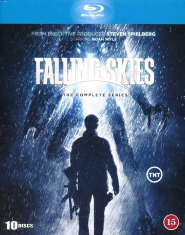 Falling Skies (Complete Series) - 10-Disc Box Set ( ) [ Schwedische Import ] (Blu-Ray)