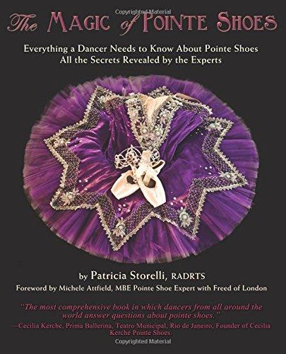 The Magic Pointe Shoes por Patricia Storelli
