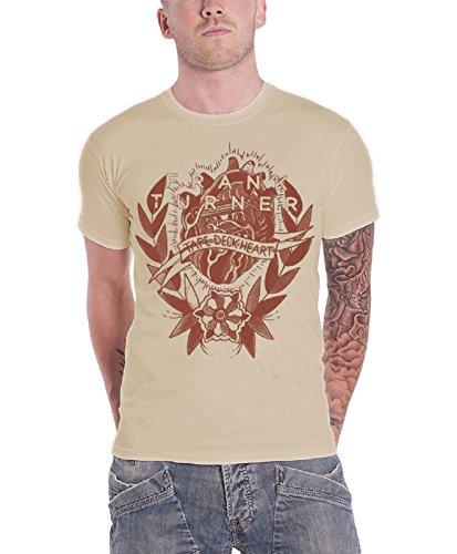 Rockoff Trade Men's Tape Deck Heart T-Shirt